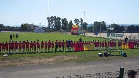 Il Ghilarza affiliato all'Accademy del Cagliari calcio per la stagione 2016-2017