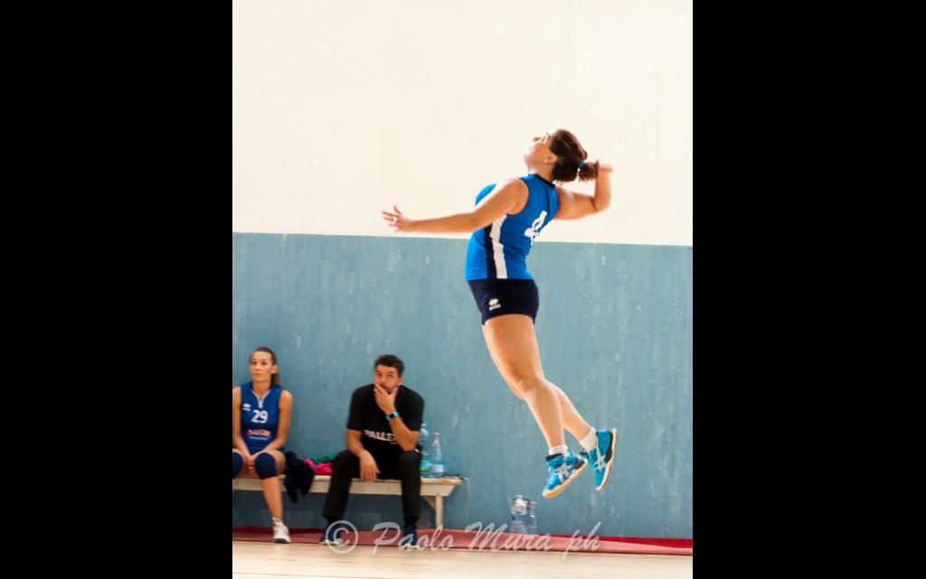 """Il capitano del Gsd Volley 2008 Ghilarza suona la carica: """"a Gonnesa con testa e cuore"""""""