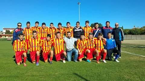 Calcio Allievi Regionali. A Ghilarza il Siniscola cala la tripletta
