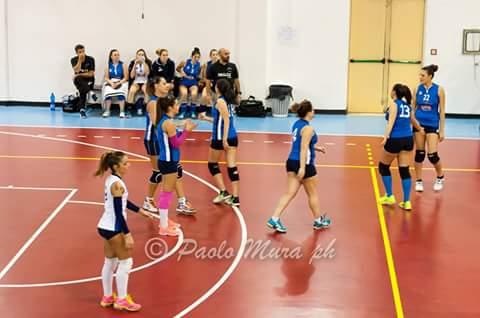 Volley Serie C Femminile. Il Ghilarza perde al tie break con la Orion Sassari