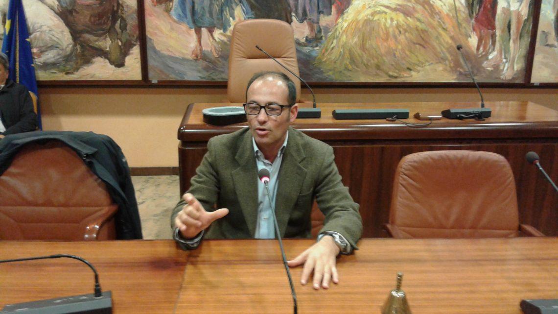 """Elezioni FIGC. Andrea Contini della lista Cadoni a Oristano :"""" Se eletti lavoreremo per unire il calcio sardo""""."""