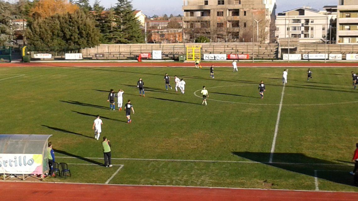 Calcio Promozione B. Gol di Patteri , Di Angelo e Ruggiu, la Macomerese supera il Porto Torres e vola a 3 punti dalla vetta