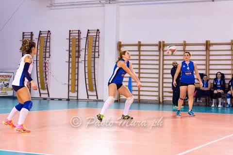 Pallavolo Serie C Femminile. Sotto l'albero di Natale il Ghilarza trova una bella vittoria per 2-3 contro una ottima Gymland