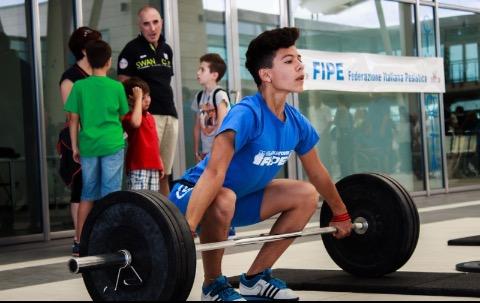 Pesistica. Eccezionale notizia per lo sport del Guilcer. Sergio Massidda nella Nazionale azzurra in maniera permanente