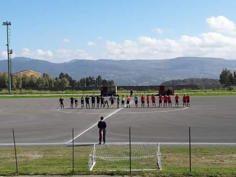 """Calcio 1a Categoria Girone C. Nel derby del Guilcer l'Abbasanta """"gela"""" il Sedilo al 91°"""