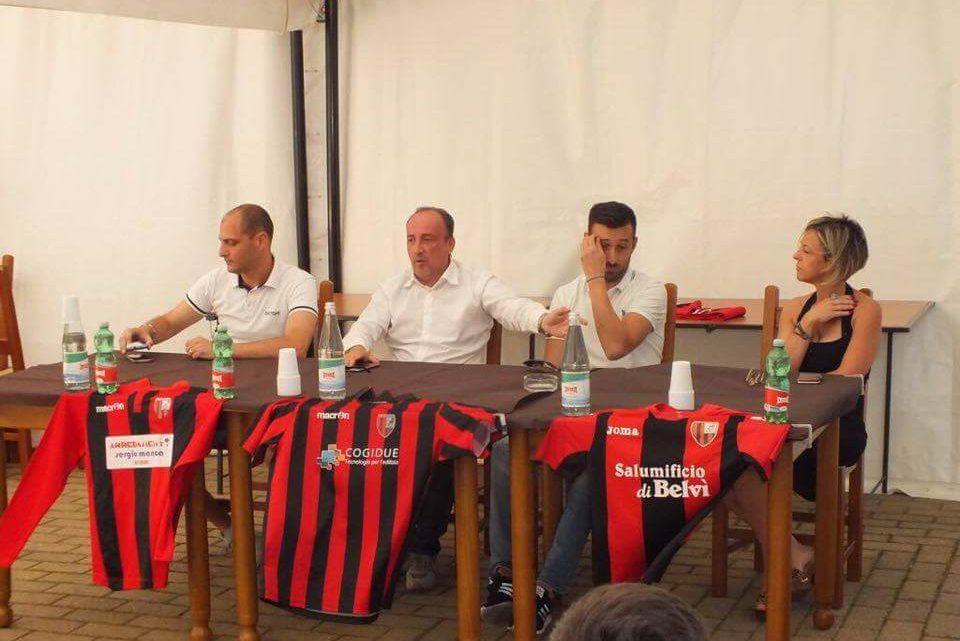 Calcio Eccellenza. Burrasca al Tonara: abbandonano il DS Sposito e il Mister Sassu