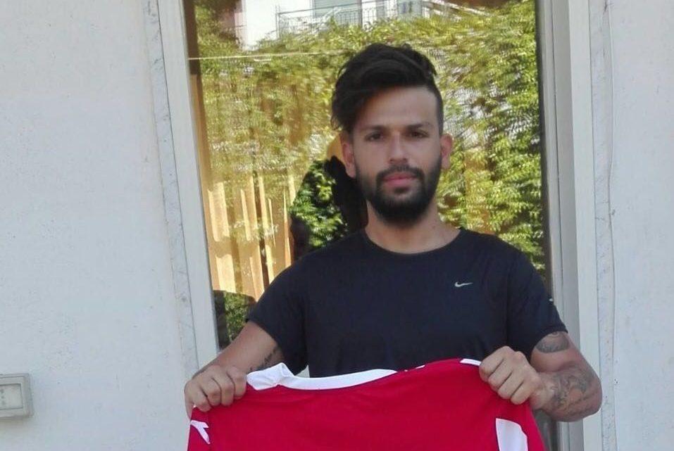 """Calcio Promozione. La sfida di Gaetano Pastore: """" Pronto a dare tutto me stesso per la Tharros"""""""