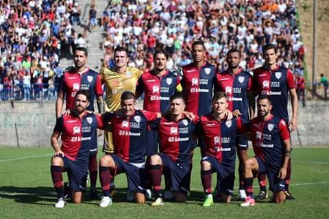 larrivey lascia cagliari football - photo#6