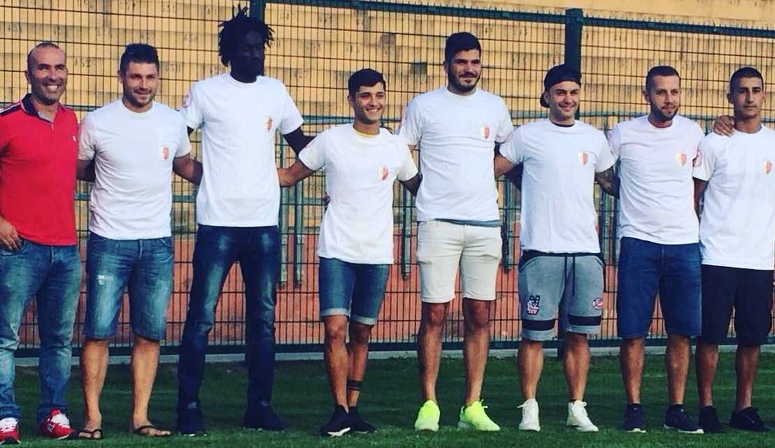 Calcio Promozione B. Tharros, il 23 Agosto si parte. Tutti i protagonisti del club che pensa nuovamente in grande