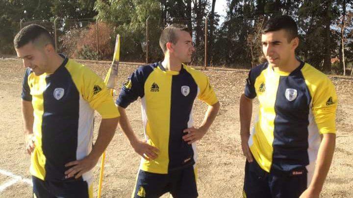 """Calcio 2a Categoria G. I gol di Efisio Muntoni tengono """"viva"""" la Busachese"""