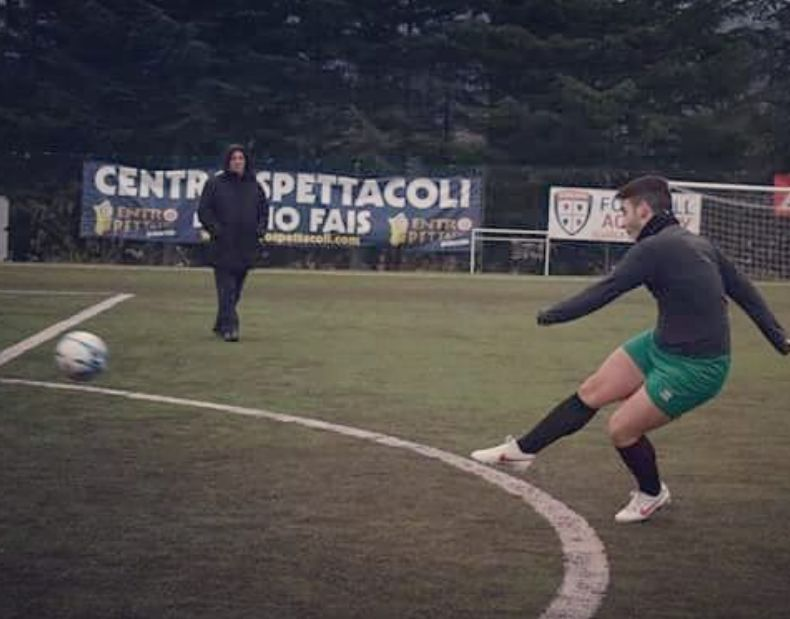 Calcio 2a Categoria G. I pronostici di Enrico Tagliaferro punto di forza del Tadasuni
