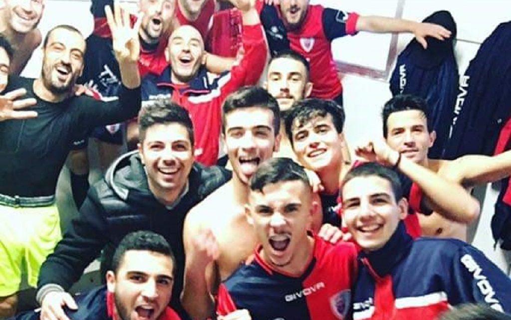 Calcio Eccellenza. Il Bosa festeggia la grande vittoria a Cagliari