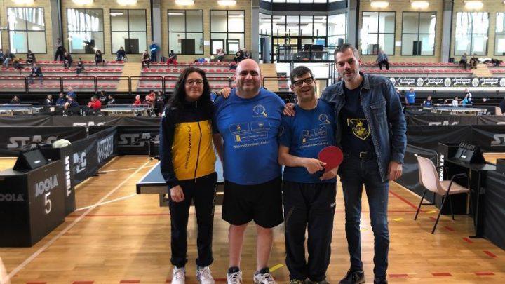 Tennistavolo Norbello. A Verona per i Campionati Italiani Paralimpici 2019