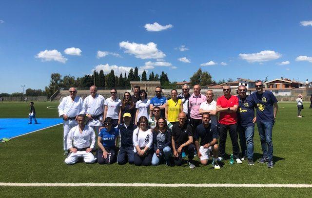 Ottimo successo per la Giornata dello Sport ad Abbasanta