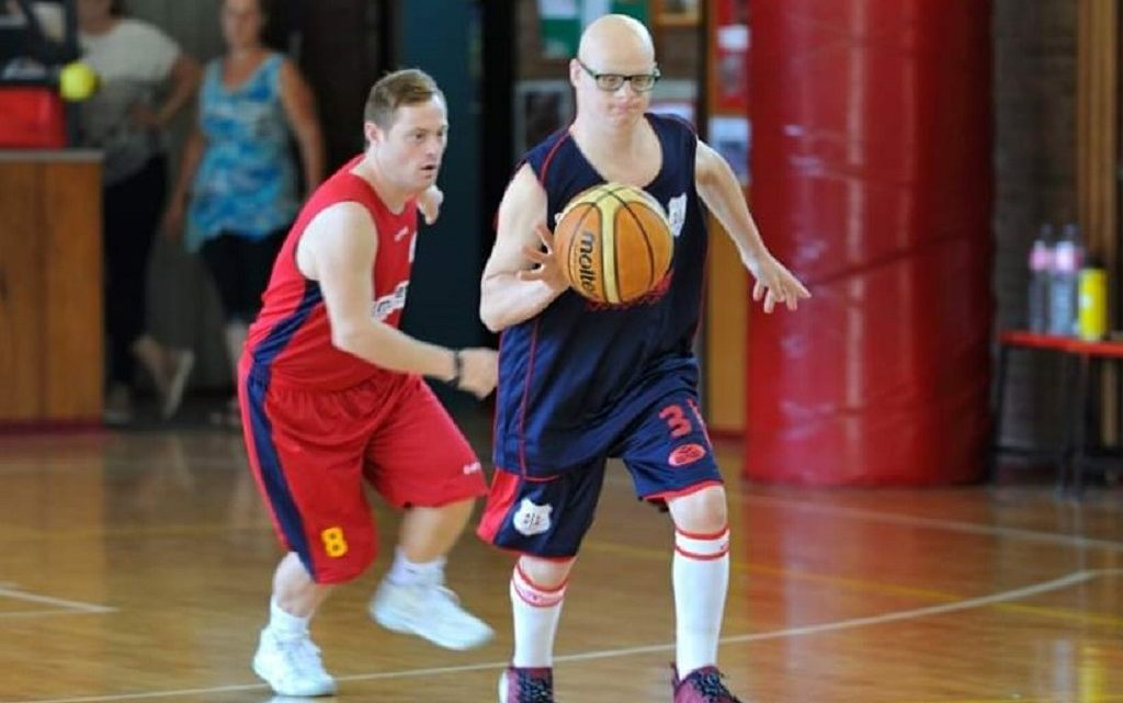 Obiettivo AIPD Oristano: far diventare il basket per ragazzi con la sindrome di Down sport diffuso in Sardegna e in Italia.