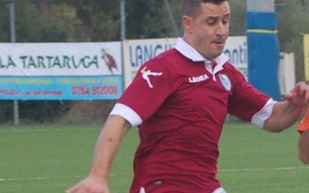Il match primato Abbasanta – Bittese visto dal bomber Marcello Pintore