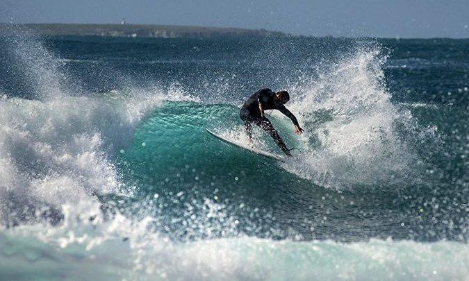Il 5 e 6 ottobre la grande festa del surf a CapoMannu