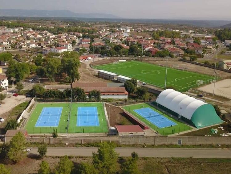 Grande tennis a Ghilarza sino al 27 ottobre con il 1° Torneo Open