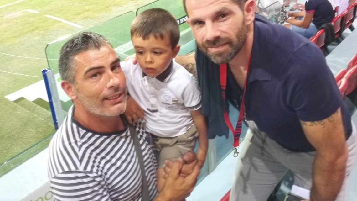 """Calcio Promozione B. """" Un campionato con tante regine """". Il tecnico di Fonni Giacomo Coinu fa le carte al torneo"""