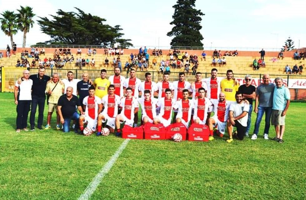 Calcio – Prima Categoria B. Tharros e San Marco OK, buon punto per la Freccia Mogoro