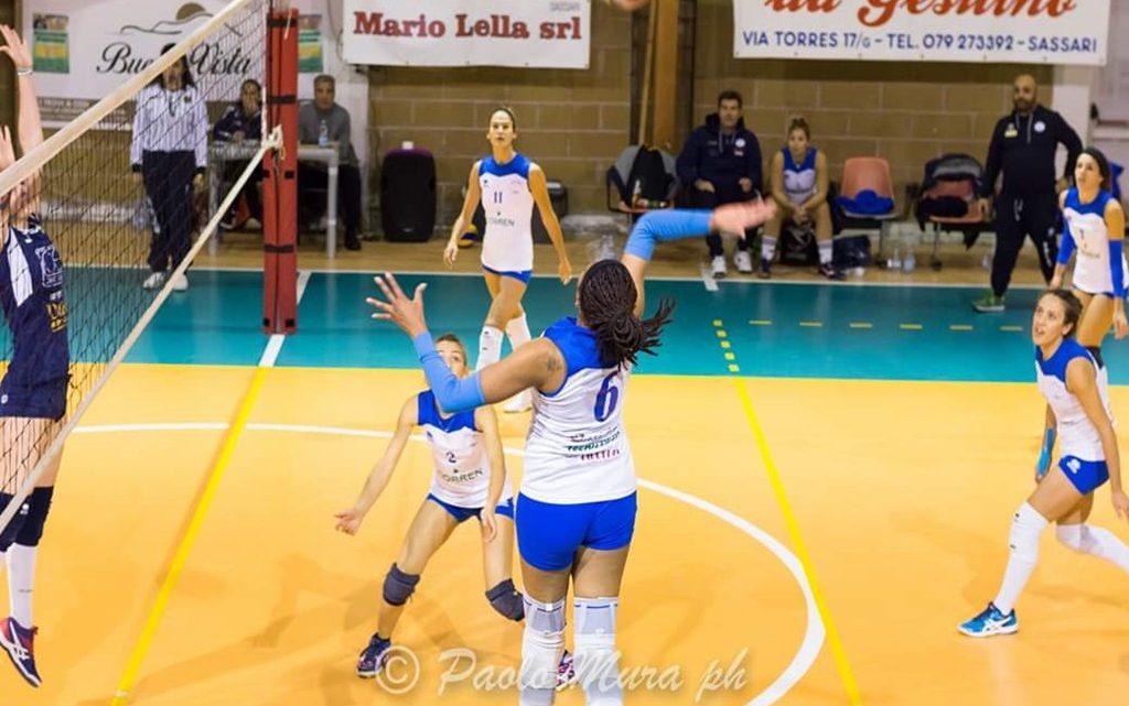 Pallavolo C femminile. Giornata nera per il Ghilarza sconfitto dalla Smeralda Ossi per 3-0
