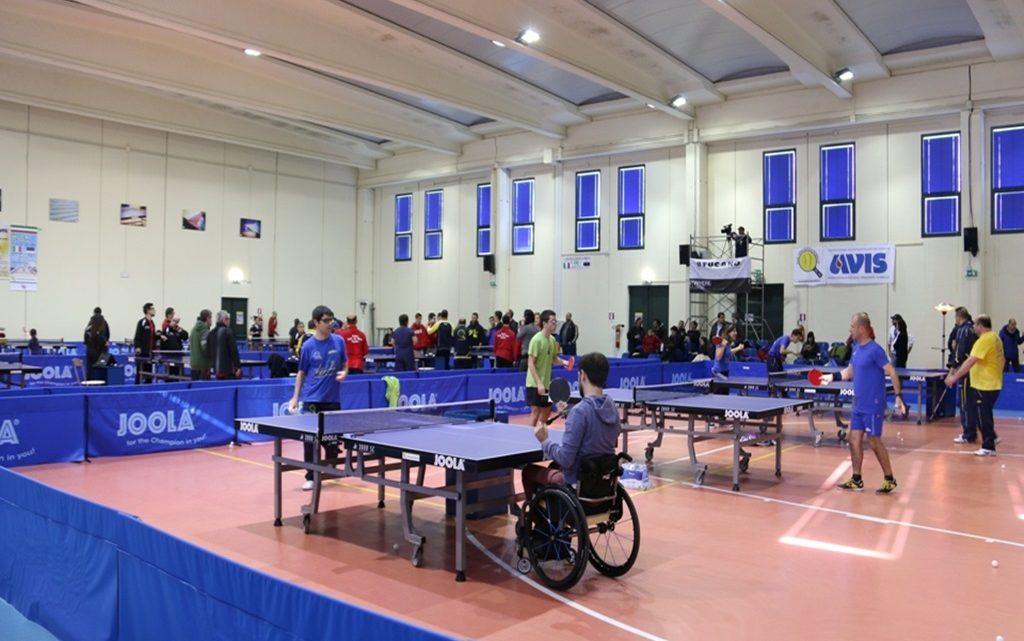 Il 7 dicembre a Norbello 4° Giornata Paralimpica nel Guilcer