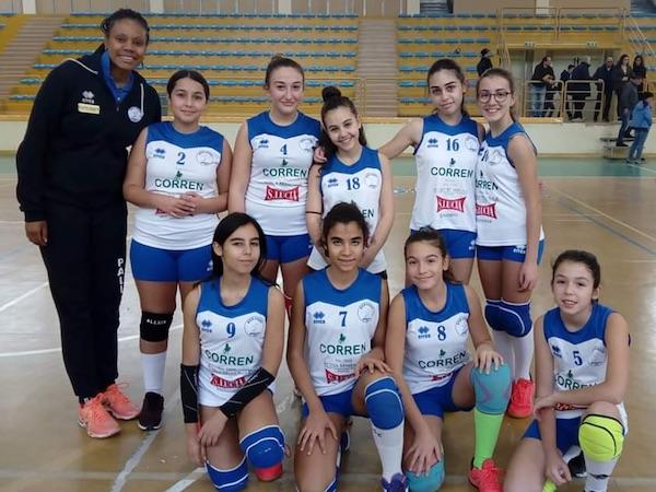 Volley Femminile. Ghilarza, vittoria in C con il Quadrifoglio per 3-0, sconfitta l'Under 14