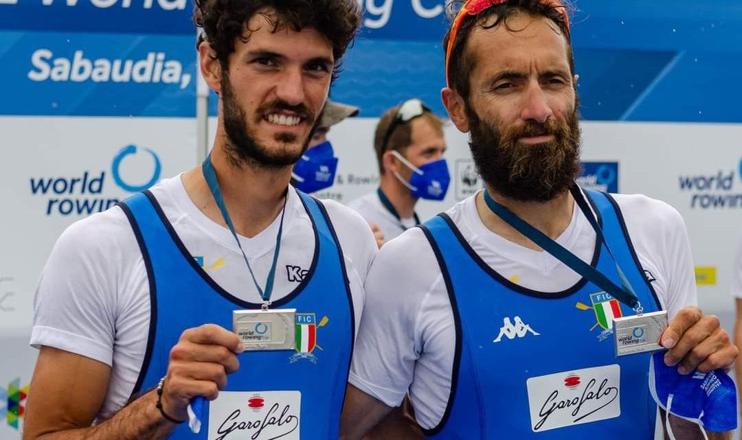 CANOTTAGGIO/ L'azzurro oristanese Stefano Oppo conquista in casa la medaglia  d'argento alla Coppa del Mondo