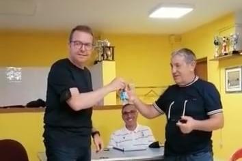 PIZZINNOS MACOMER/ Per la stagione 2021-22 la società di puro settore giovanile riparte dal presidente Sebastiano Campus